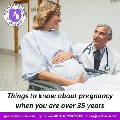 pregnancy over 35